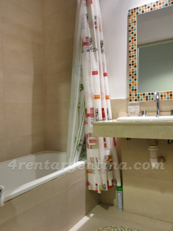 Cabrera and Palestina: Furnished apartment in Palermo