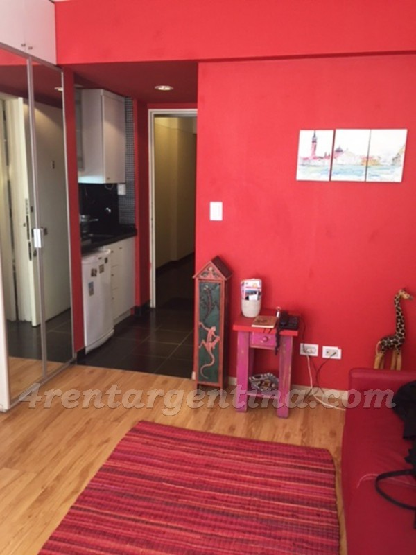 Esmeralda and Paraguay III: Apartment for rent in Buenos Aires