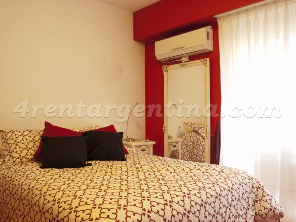 Esmeralda and Paraguay III: Furnished apartment in Downtown
