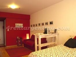 Apartamento Esmeralda e Paraguay III - 4rentargentina