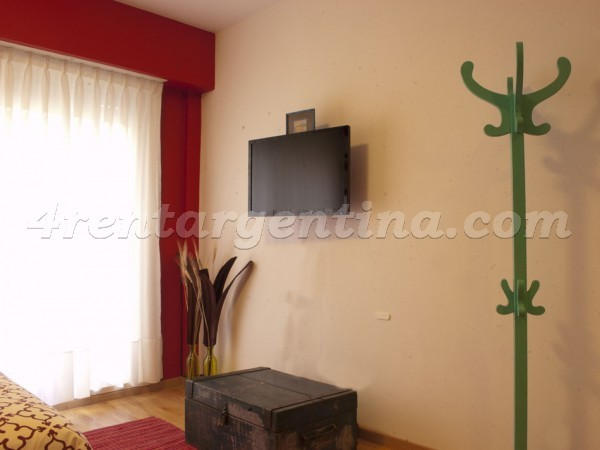 Esmeralda and Paraguay III, apartment fully equipped