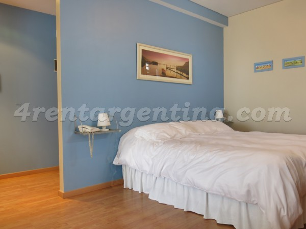 Cabildo et Gorostiaga I: Apartment for rent in Buenos Aires