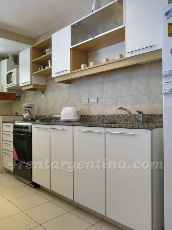 Cabildo et Gorostiaga I: Apartment for rent in Belgrano