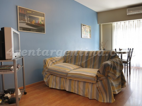 Apartment Cabildo and Gorostiaga I - 4rentargentina