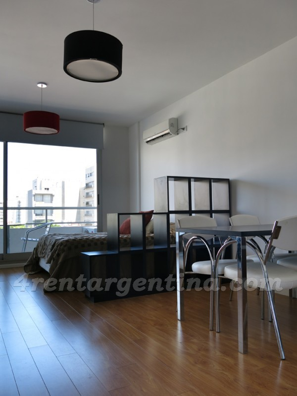 Nicaragua and Dorrego: Apartment for rent in Palermo
