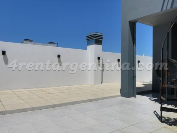 Apartment Nicaragua and Dorrego - 4rentargentina