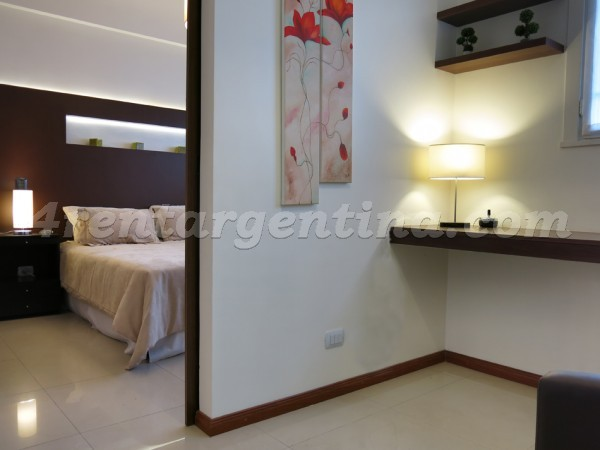 Uriarte and Charcas IV, apartment fully equipped