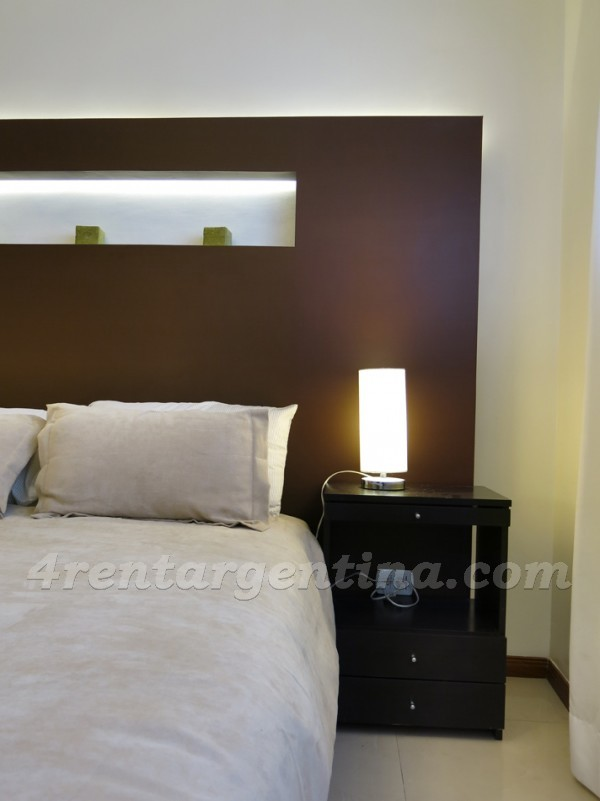 Uriarte and Charcas IV: Furnished apartment in Palermo