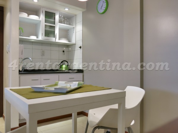 Uriarte and Charcas IV: Apartment for rent in Palermo