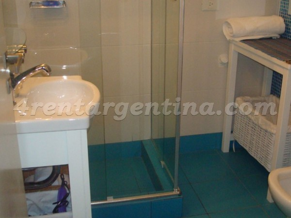 Pe�a et Junin I, apartment fully equipped