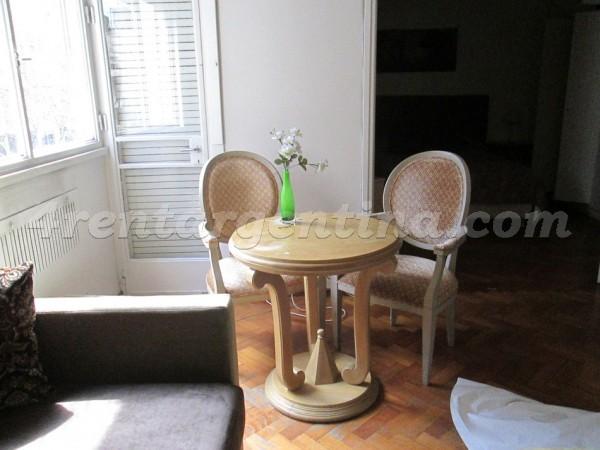 Apartment Bustamante and Santa Fe - 4rentargentina