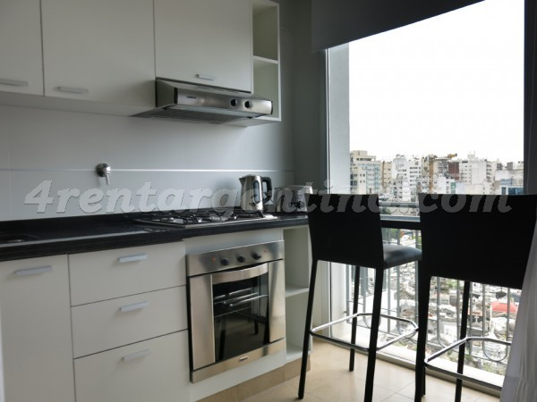 Apartment Junin y Vicente Lopez XI - 4rentargentina