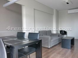 Apartamento Junin y Vicente Lopez XI - 4rentargentina