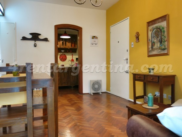 Apartment Bulnes and Arenales - 4rentargentina