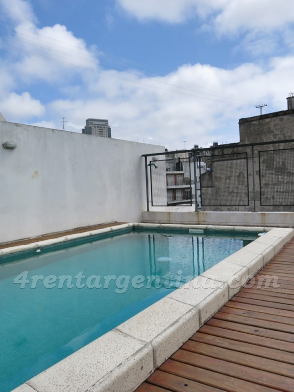 Apartment Charcas and Gallo III - 4rentargentina