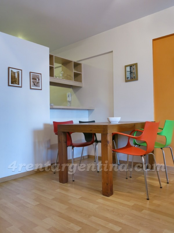 Arevalo et Niceto Vega: Apartment for rent in Buenos Aires