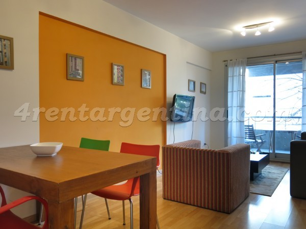 Arevalo et Niceto Vega, apartment fully equipped