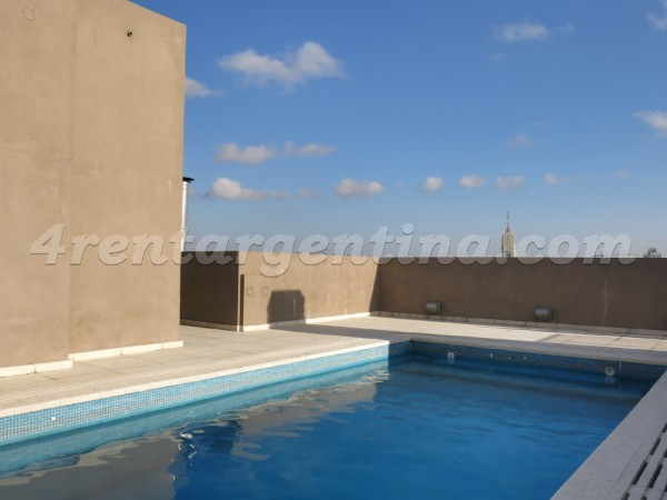 Arevalo and Niceto Vega, apartment fully equipped