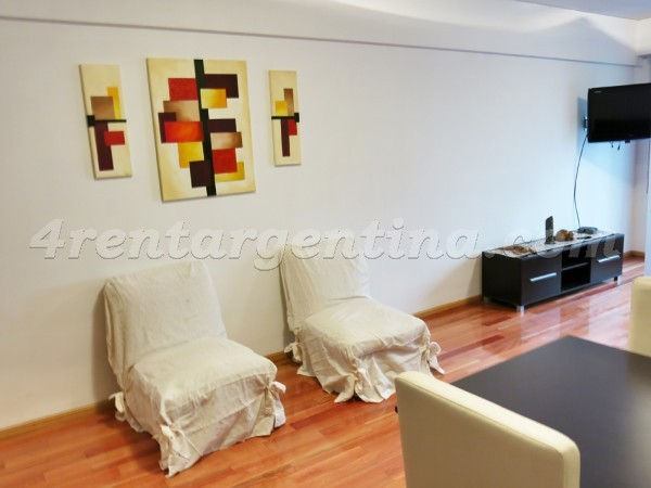 La pampa and Cuba: Apartment for rent in Belgrano