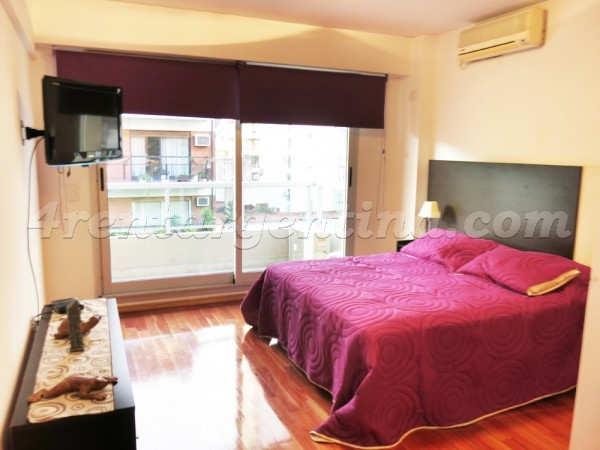 La pampa and Cuba: Furnished apartment in Belgrano