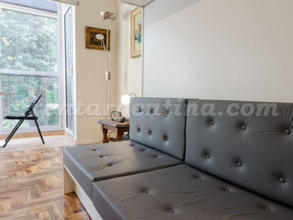 Armenia and Charcas III: Apartment for rent in Palermo