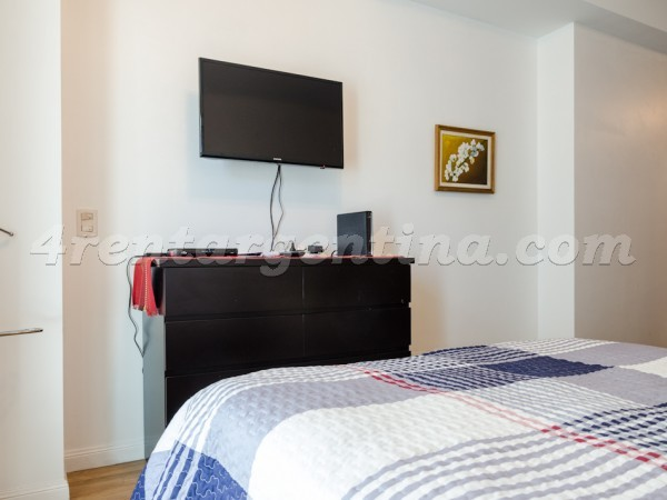 Apartment Riobamba and Corrientes VI - 4rentargentina