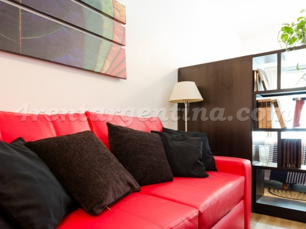 Riobamba and Corrientes VI: Apartment for rent in Buenos Aires