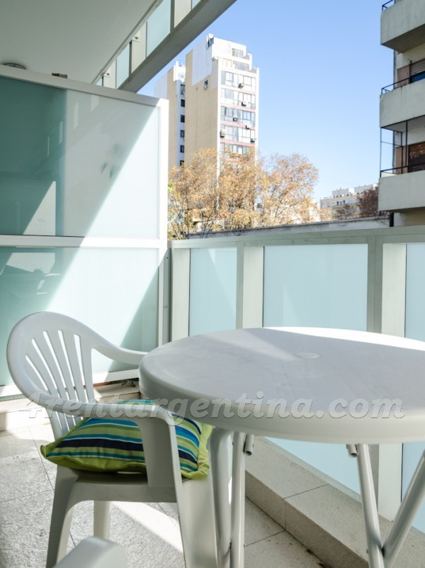 Riobamba et Corrientes VI: Apartment for rent in Buenos Aires