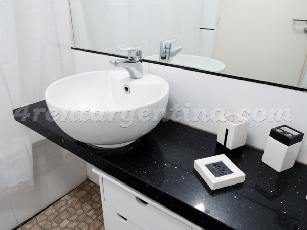 Riobamba et Corrientes VI, apartment fully equipped