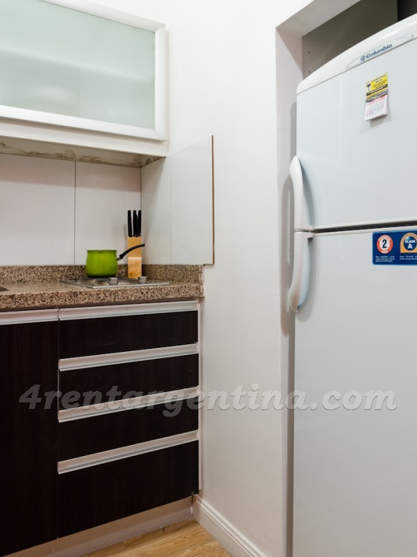 Riobamba and Corrientes VI: Apartment for rent in Downtown