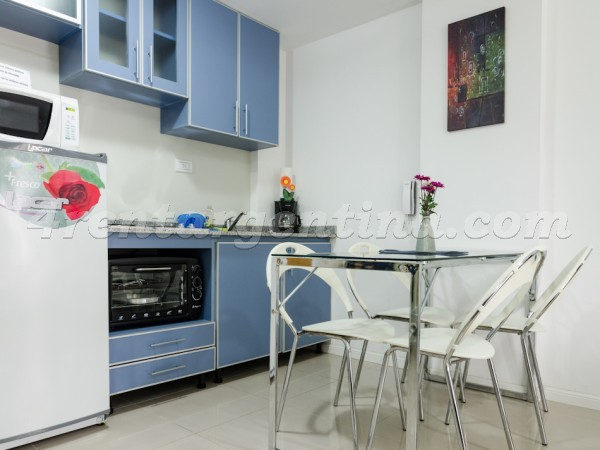 Entre Rios and Estados Unidos: Furnished apartment in Congreso
