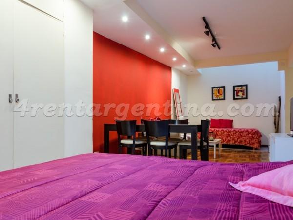 Apartment Pasaje del Signo and Salguero - 4rentargentina