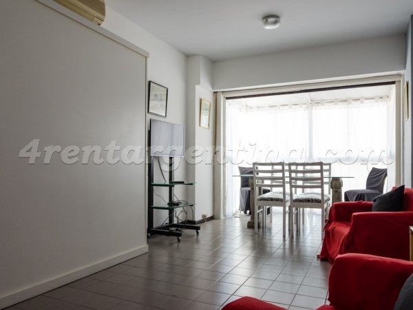 Sarmiento and Cerrito II: Apartment for rent in Buenos Aires