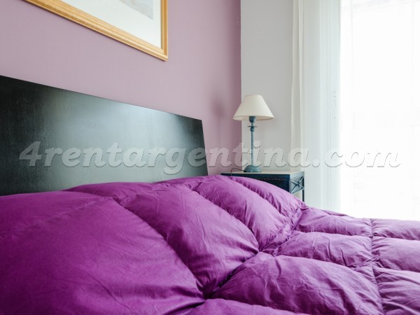 Tagle and Las Heras: Apartment for rent in Buenos Aires