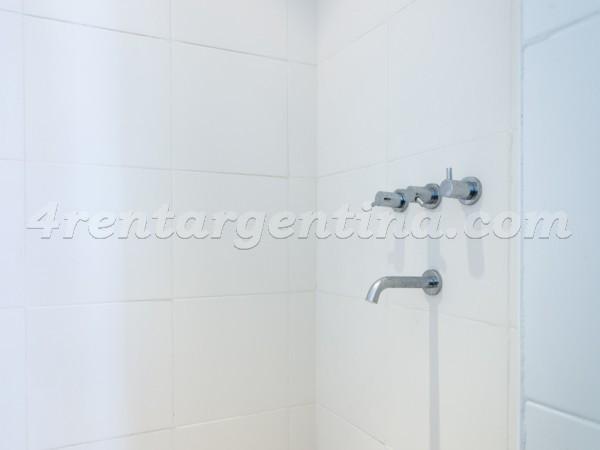 Apartamento Rodriguez Peña e Sarmiento III - 4rentargentina