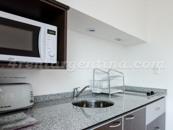 Rodriguez Pe�a and Sarmiento III, apartment fully equipped