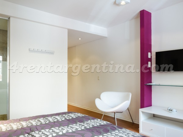 Rodriguez Pe�a et Sarmiento IV: Apartment for rent in Downtown