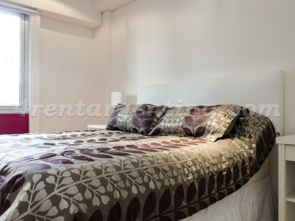 Rodriguez Pe�a and Sarmiento V: Furnished apartment in Downtown