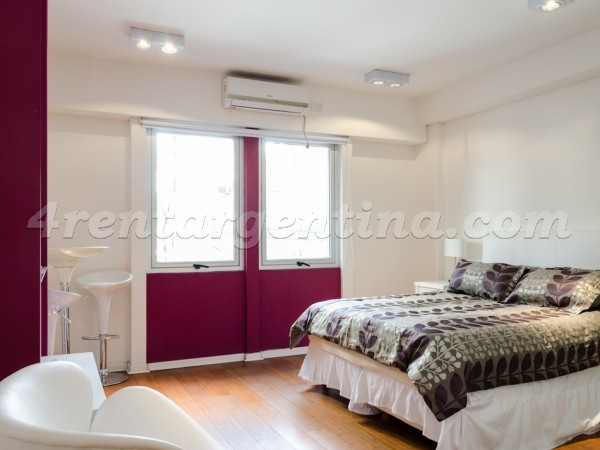 Rodriguez Pe�a and Sarmiento V, apartment fully equipped