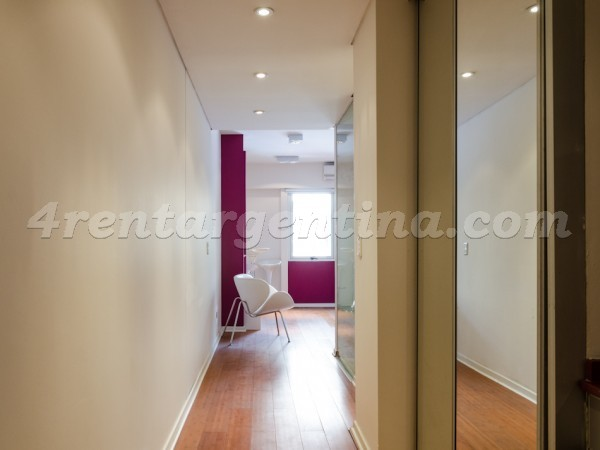 Rodriguez Pe�a and Sarmiento VI, apartment fully equipped