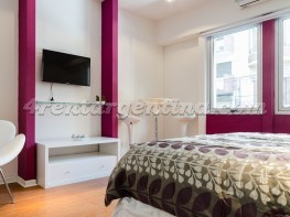 Apartment Rodriguez Peña and Sarmiento VII - 4rentargentina