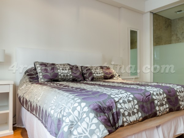 Rodriguez Pe�a and Sarmiento VIII, apartment fully equipped