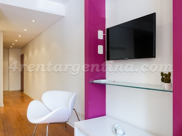 Apartment Rodriguez Peña and Sarmiento IX - 4rentargentina