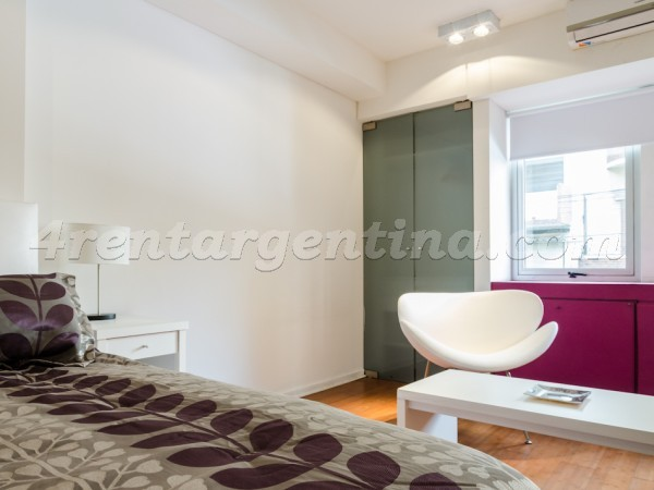 Apartment Rodriguez Peña and Sarmiento X - 4rentargentina