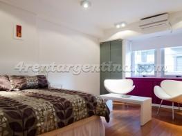 Apartment Rodriguez Peña and Sarmiento XIV - 4rentargentina