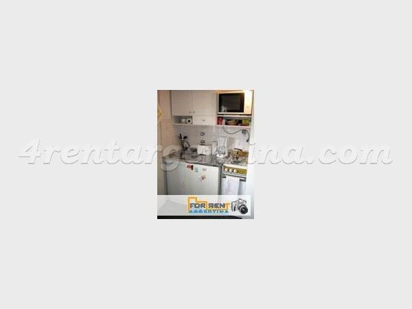 Departamento Azcuenaga y Guido IX - 4rentargentina