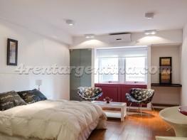 Apartment Rodriguez Peña and Sarmiento XV - 4rentargentina