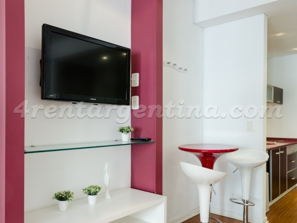 Rodriguez Pe�a and Sarmiento XV: Apartment for rent in Downtown