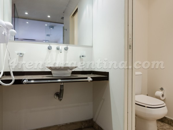 Rodriguez Pe�a et Sarmiento XVI, apartment fully equipped