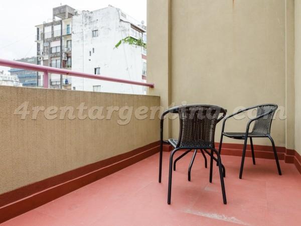 Apartamento Rodriguez Peña e Sarmiento XVII - 4rentargentina